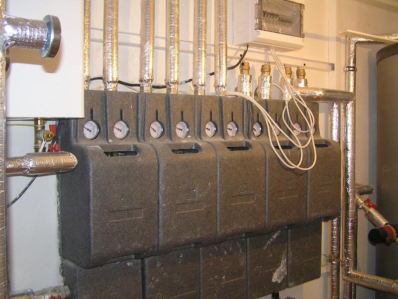 realizace tepelných čerpadel